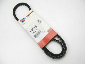 "Carquest 40515 Accessory Drive Belt - 0.44"" X 40.50"" - 36 Degree"