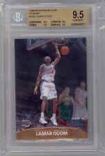 1999 Stadium Club Chrome Lamar Odom (Rookie Card) (#135) BGS9.5 BGS