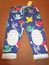 BABY DRAGONS BOYS BODEN REVERSIBLE KNEE PATCH TROUSERS AGE 12 18 MTHS 1 1.5 YRS