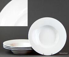 "Steelite AURA: 11 1/8"" Large White Pasta Bowl(s) Rene Ozorio SUPERB+ Condition!"