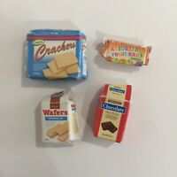Sylvanian Families Calico Critters Supermarket Replacement Crackers Chocolate