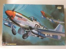 HASEGAWA 1/32 P-51D MUSTANG 'MAN O WAR' #08055