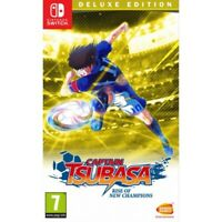 CAPTAIN TSUBASA: RISE OF NEW CHAMPIONS DELUXE EDITION PREORDER NINTENDO SWITCH