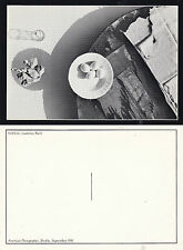 STILL LIFE FROM A PHOTOGRAPH BY LAURENCE BACH UNUSED POSTCARD