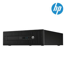 HP EliteDesk 800 G2 Small Form Factor PC intel i5-6500#3.2Ghz 8GB 240GB SSD W10p