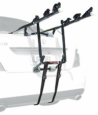 3 Bike Mount Trunk Rack for Sedan Hatchback Minivan & SUV Cycling Road Mountain