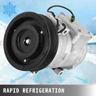 Ac Ac Compressor W Clutch For John Deere Machines Oem Ty6764 Re46609 Re69716