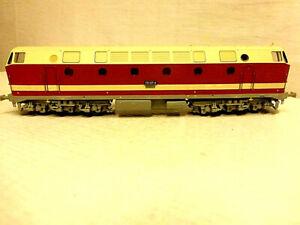 BRAWA  (Art.-Nr. 0437 AC ) Diesellok V 119/219 der DR digital + OVP