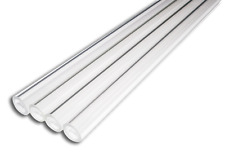 Emcool Petg Tube 14mm Od 10mm Id for Pc Water Cooling Systems Clear Rigid 4 Pack