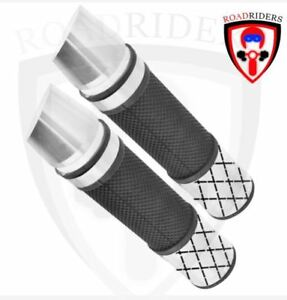 Roadriders' White LED Throttle Hand Grip