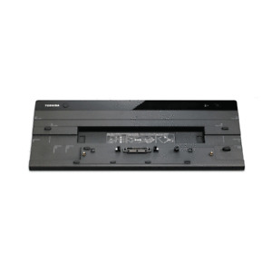 NEW Toshiba PA5116A-2PRP 120W Hi-Speed Port Replicator III Dock