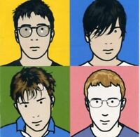 BLUR the best of (CD, compilation, 2000) greatest hits, brit pop, indie rock,