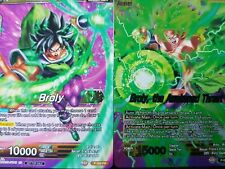 Dragon Ball Super TCG Broly, the Awakened Threat P-092 Promo New