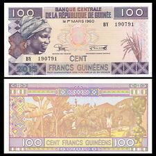Guinea 100 Francs, 2015 P-A47, UNC