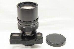 LEICA LEITZ CANADA ELMARIT 135mm F2.8 MF Lens for M Mount #210520d