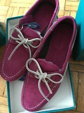 Orca Bay Leather Loafers (washable) Pink Size 42