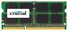 Crucial 4GB DDR3 1333 MHz PC3-10600 Sodimm Memory for Apple Mac Book Pro iMac