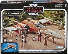 "Hasbro Star Wars Vintage Collection Poe Dameron'S X-Wing 3.75"" Scale Vehicle"