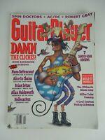 Guitar Player Magazine February 1993  Damn The Cliches