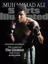 Muhammad Ali - The Legacy of the Greatest - Sports Illustrated - Oct. 2015