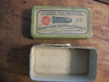 Vintage Empty Remington Arms and Union Metallic .32 Short Colt Smokeless Cartrid