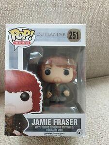 Funko Pop! Television Outlander - The Series No. (251) Jamie Fraser Soft Case .