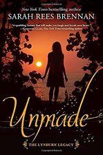 Unmade (The Lynburn Legacy Book 3) by Sarah Rees Brennan