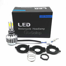 H4 COB LED Headlight Bulb For Suzuki Intruder Volusia VS 700 750 800 1400 1500