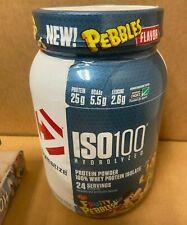 Dymatize ISO100 Hydrolyzed Protein Powder Fruity Pebbles 1.6 LBS 24 Servings