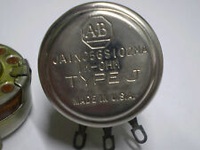 Allen Bradley Type J 1K Pot Potentiometer, NNB, JAIN056S102MA