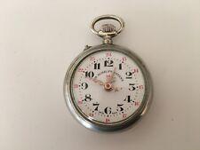 Used - Manual Winding Pocket Watch ROSKOPF Reloj de Bolsillo - 45 mm - IT WORKS