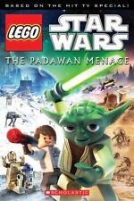 LEGO Star Wars: The Padawan Menace Landers, Ace Paperback