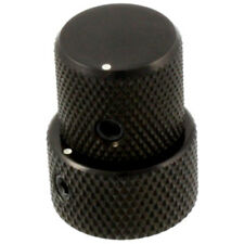 NEW Gotoh VK15T / VK18T Mini Stacked Concentric Knob Fit EMG Bartolini - BLACK