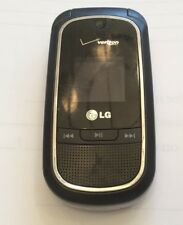 LG VX8360 - Black/ Blue (Verizon) Cellular Phone