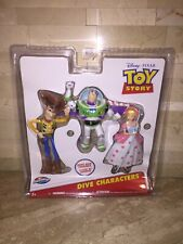 DISNEY TOY STORY DIVE STICK CHARACTERS WOODY BUZZ LIGHTYEAR