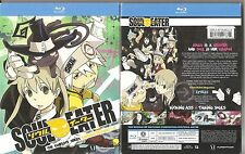 Soul Eater: The Complete Series (Blu-ray Disc, 2012, 6-Disc Set) NEW AND SEALED