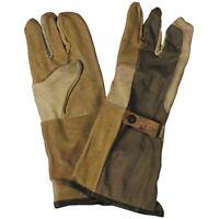 Original NVA 3 Finger Handschuhe 1 Paar