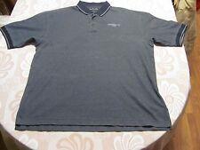 Rockwell Collings Semiconductor Team XL Mens Shirt Black Polo Short Sleeve Golf