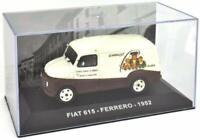 Veicoli Pubblicitari Fiat 615 Ferrero 1952 1/43 Diecast Metal
