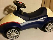 Vintage BMW Motorsports toddler car Munchen germany riding toy car Bavarian