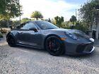 2018 Porsche 911 GT3 2018 Porsche 911 GT3 - Gray