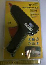 Pistola de Pegamento Caliente 230V/40W soporte integral con 2x 11mm pegamento pega Hobby Craft UK