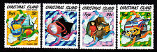 1988 Christmas Island Christmas (Toys) - MUH Complete Set