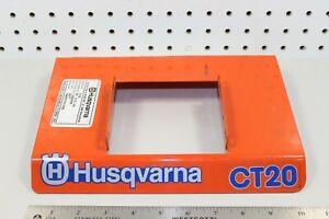 Husqvarna CT20 Tiller/Cultivator Tine Shield Fender 601001286