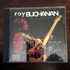 ROY BUCHANAN - GUITAR ON FIRE - THE ATLANTIC SESSIONS