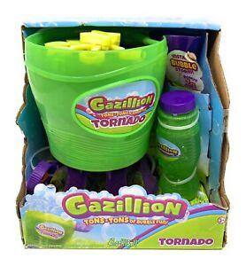 Gazillion Tornado Tons & Tons of Bubble Fun Bubble Machine