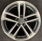 2017-2020 Audi A3 S3 18x8. Factory Oem Rim Wheel 8v0601025dg