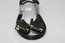 New HP VGA Computer Monitor Replacement Cable AWM 6 FT Male to Male
