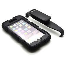 Survivor Militaire Grade Résistant Choc Preuve cas dur pour Apple iPhone 6 4.7