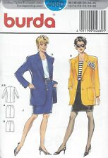 burda 4680 Misses' Jackets and Skirts *Compare at $10    Sewing Pattern